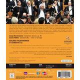 Blu-ray 3D Rachmaninov/ Mahler: Berliner Philharmoniker (Sir Simon Rattle, The Berliner Philharmoniker) (Live Recording Singapore) (Euroarts: 2058904) [Blu-ray] [2013]